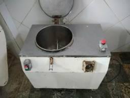 Batedeira industrial de pao