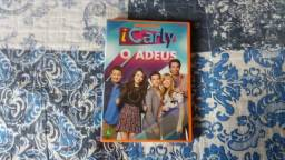 DVD seriado ICarly temporada 7 e final