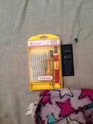 Vendo Kit chave e bateria de iPhone 5s