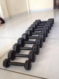 Acessórios pra musculacao