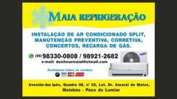 M. Refrigeração Zap 98330 - 0808