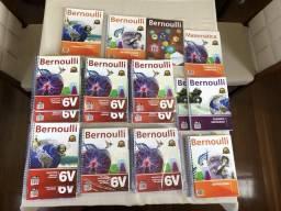 Apostilas Bernoulli 6v 2017 Completo