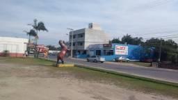 Alugo sala comercial nova Itapoa av. Brasil 2558