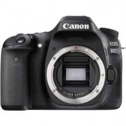 Camera dslr canon 80d