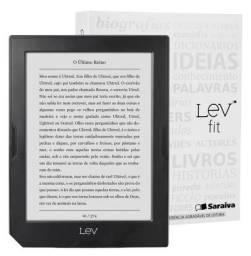(Novo) E-reader Lev Fit - Novo, Lacrado!