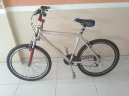Bicicleta quadro alumínio