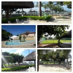 Excelente e ampla casa mobiliada a beira mar da praia de Maria Farinha, condomínio clube!