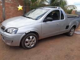 Vende-se ou troca por carro de menor valor montana 2008 completa 12.000 - 2008