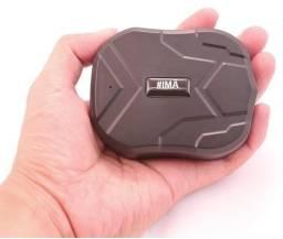 Rastreador Veicular Portátil Com Imã De Longa Duração Com Chip Gsm