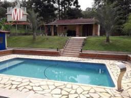 Chácara maravilhosa com piscina, pomar, área gourmet em Pinhalzinho sp