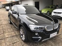 BMW X4 x28i ano 2015 único Dono impecável - 2015