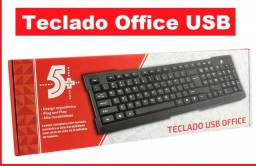 Teclado USB Office