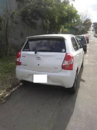 Toyota Etios X 1.3 2017 - 2017