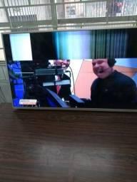 Tv smart philco 42 (defeito) troco