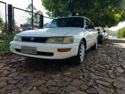 Toyota Corolla DX 1995 - Estudo propostas - 1995