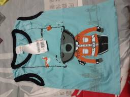 Kit 5 regata infantil
