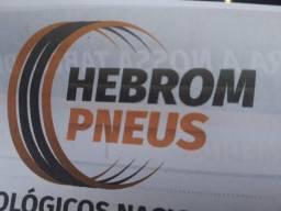 Olha ai ## hebrom pneus ## 1 ano de garantia ## hebrom pneus ## 1 ano de garantia