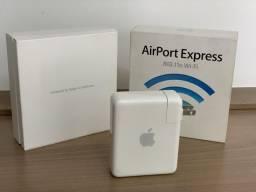 Roteador AirPort Express da Apple semi novo