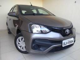ETIOS Hatch X 1.3L Flex Manual 2019 - 2019