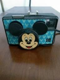 Maquina Fotografica Mickey