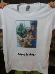 Camisetas Personalizadas com qualquer estampa ou foto f8ad46df7040e
