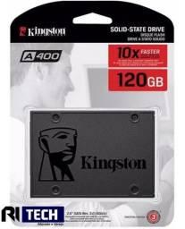 Ssd 120GB Kingston/Mgs/Lexar Atacado e Varejo