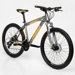 Bicicleta Gonew Endorphine 61 Shimano Aro 26 24 Marchas