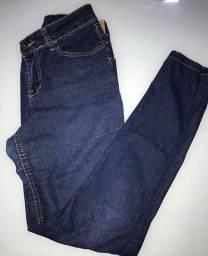 Calça jeans da opção