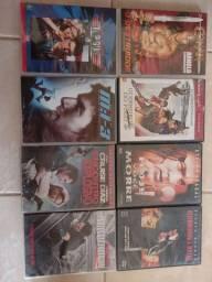 Filmes DVDs vários atores  famosos