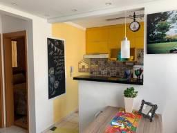 Apartamento à venda, 2 quartos, 1 vaga, Residencial Palmeiras - Uberaba/MG