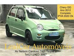 Chery Qq 1.1 mpfi 16v gasolina 4p manual - 2012