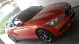 BMW 116i 2012/2013 1.6 16v turbo gasolina 4p automático