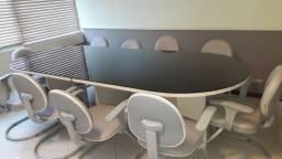Mesa de Reunião para 8 lugares, alto padrão, R$700,00