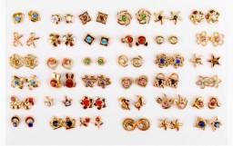 Conjunto de jóias 36 peças ótimas pra revenda