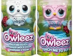 Promoção Brinquedo interativo Coruja voadora Owleez