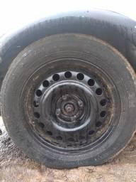 Roda 14 de ferro