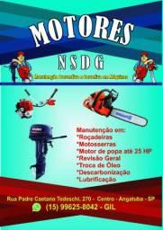 ##MANUTENÇÃO EM MOTORES 2 TEMPOS##