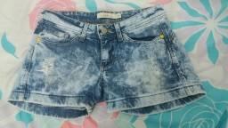 Short Jeans Semi-Novo