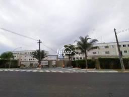 Apartamento com 2 dormitórios para alugar, 65 m² por R$ 750,00/mês - Higienópolis - Maríli