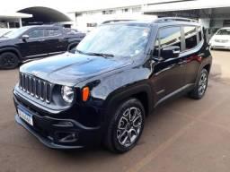 Jeep RENEGADE LONGITUDE  1.8 16V AUT 6M 4P