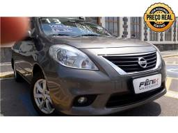 Nissan Versa 1.6 sl 16v flex 4p manual