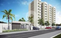 Apartamento no condomínio Porto Caelli