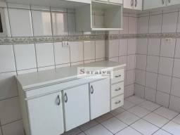 Apartamento com 2 dormitórios para alugar, 61 m² por R$ 970,00/mês - Jardim Hollywood - Sã