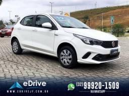 Fiat ARGO DRIVE 1.0 6V Flex c/ Multimídia - Carro Super Econômico - Uber - Novo - 2019