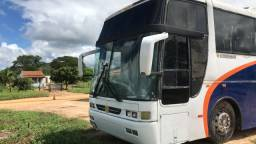 Ônibus busscar 360 teto alto vidro colado ar condicionado