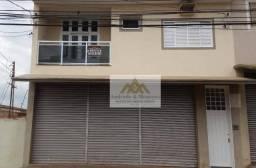 Apartamento com 2 dormitórios para alugar, 90 m² por R$ 850,00/mês - Ipiranga - Ribeirão P