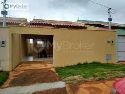 Casa com 2 dormitórios à venda, 70 m² por R$ 145.000,00 - Rodovia GO - 070 - Goianira/GO