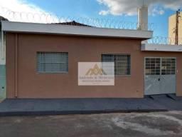 Casa com 2 dormitórios para alugar, 74 m² por R$ 850,00/mês - Campos Elíseos - Ribeirão Pr