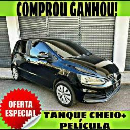 TANQUE CHEIO SO NA EMPORIUM CAR!!!! FOX 1.6 TRENDLINE ANO 2015 COM MIL DE ENTRADA