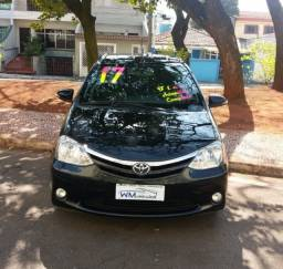 Etios 1.5 Sedan XLS Automático Único Dono 2017
